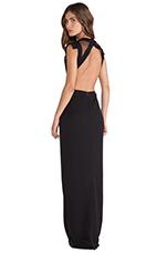 Marlin Maxi Dress in Black