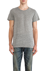 Mercer Tee in Grey