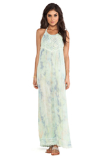 Tequila Maxi Dress in Planet Earth