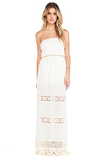 To The Max Maxi in Canvas