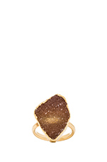 Bliss Ring in Champagne