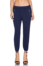 Charlet C Pant in Dark Navy