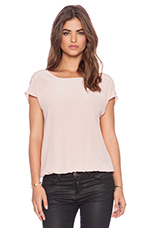 Willette Top in Picasso Pink