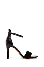 Jaclyn Sandal in Black