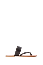 La Celle Sandal in Black