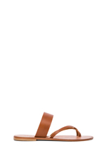 La Celle Sandal in Cognac