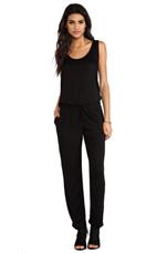 Cala Jumpsuit in Black