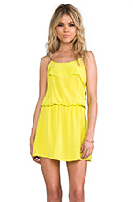 Raffaela Solid Mini in Neon Yellow