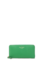 Lacey Wallet in Green