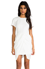 Wild Thing Dress in Ivory