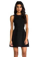 Cold Desert Dress in Black