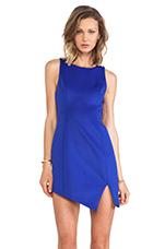 Flashback Dress in Cobalt