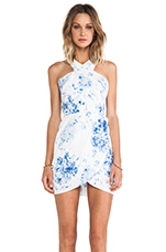 Real Love Dress in Painted Floral