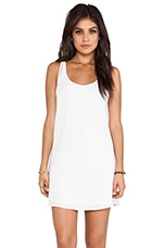 Intertwined Dress in Ivory