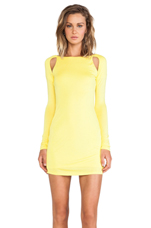 Chill Out Dress in Citrus