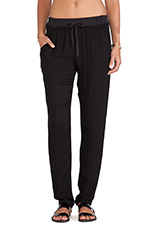 Houser Pant in Black