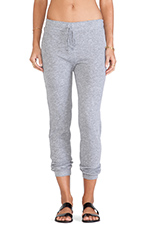Boyfriend Pant in Heather