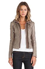 Caroline Jacket in Buff