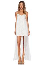 Infinite Maxi Dress in White