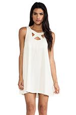 XX Dress in Cream