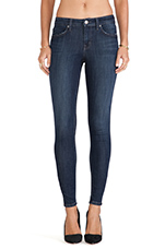Janice Ultra Skinny with Zippers in Cache