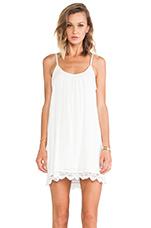 Cami Scoop Dress in Cream