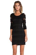 Stila Mini Dress in Black