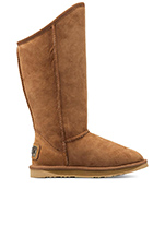 Cosy Tall Boot in Chestnut