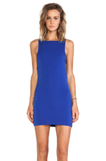 Martini Dress in Royal Blue