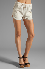 Lovers + Friends Adore Shorts in White