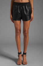 for REVOLVE Soccer Shorts in Black