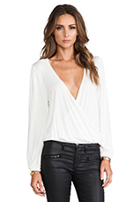 Lovers + Friends Lovely Top in White