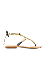 by Cocobelle Milano Sandal in Black