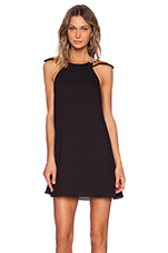 Crystallized Tunic in Black