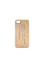 Standard Supply iPhone 5 Case in Metallic Rose Gold