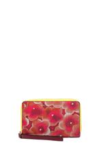 Sophisticato Aki Floral Wingman Wallet