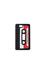 Mix Tape iPhone5 Case in Black Multi