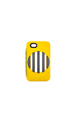 Out Loud iPhone5 Case in Disco Yellow