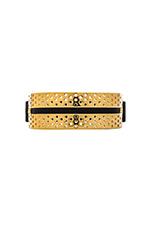 Perf-ection Rubber Bracelet in Black