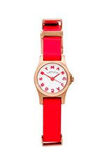 Henry Dinky Watch in Pink