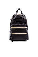 Domo Arigato Mini Packrat Backpack in Black