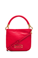 Too Hot to Handle Hoctor Bag in Cambridge Red