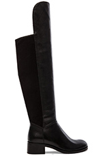Boot Up 40mm OTK Boots in Black