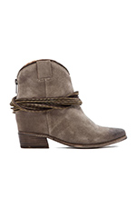 Tavin Bootie in Taupe