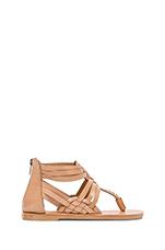 Elate Sandal in Natural