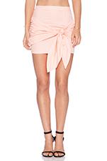 Luxury Skirt in Peach