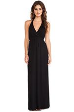 Alice Maxi Dress in Black