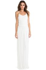 Maxi Dress in White