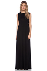 Jed Maxi Dress in Black