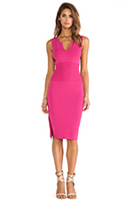 Ashley Dress in Hot Pink
